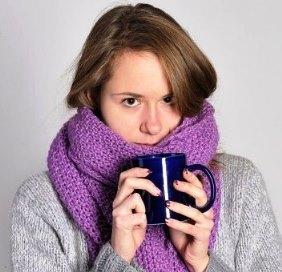 keelpijn geen koorts